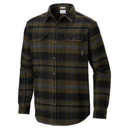Columbia Men's Deshutes River Flannel Longsleeve T Shirt