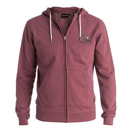 Quiksilver Men's Bubble Zip-Up Hoodie
