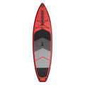 Slingshot Crossbreed Inflatable SUP Red