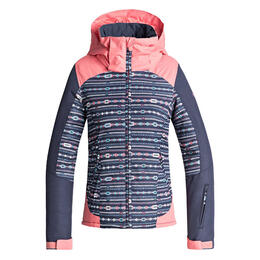 Roxy Girl's Sassy Snow Jacket