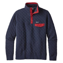 Patagonia Men's Cotton Quilt Snap-T Pullover Jacket