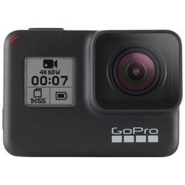 GoPro HERO7 Black Camera With 32GB SD Card