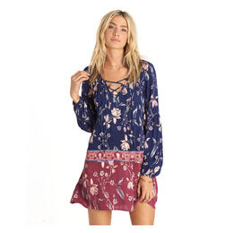 Billabong Women's Just Like You Dress Starry Night