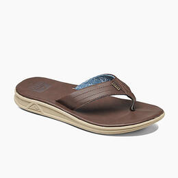 Reef Men's Reef Rover SL Sandals Dark Brown
