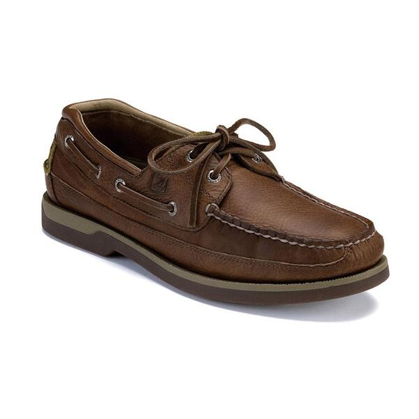Sperry Men's Mako 2-eye Canoe Moc Boat Shoes