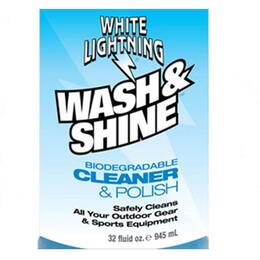 White Lightning Wash & Shine 32oz