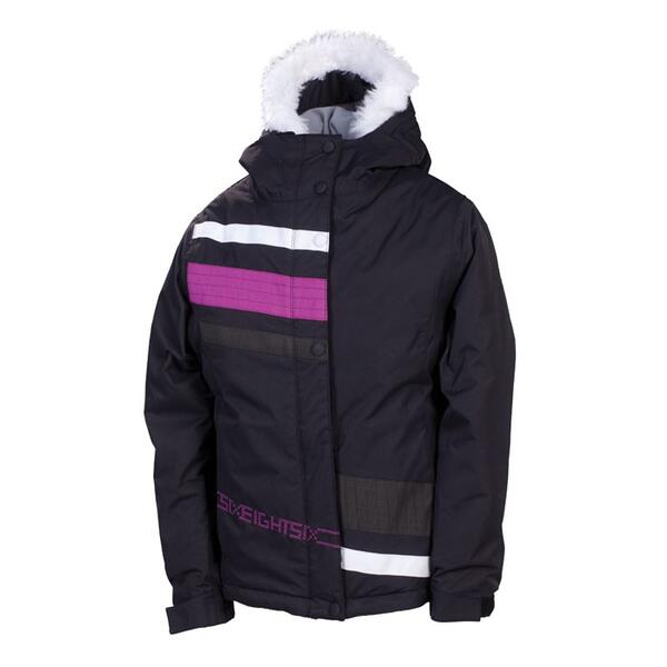 686 Girl's Zoe Insulated Snowboard Jacket