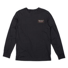 Brixton Men's Palmer Long Sleeve T Shirt