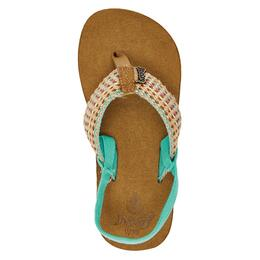 Reef Girl's Little Gypsylove Sandals