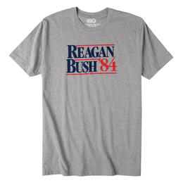 Rowdy Gentleman Men's Reagan Bush '84 Vintage T-shirt