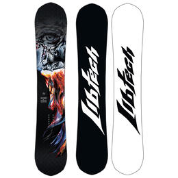 Lib Tech Men's Hot Knife Wide Snowboard '19