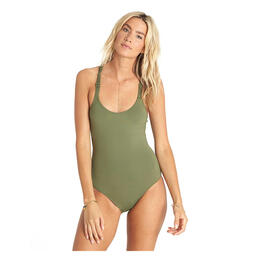 Billabong Women's Its All About The One Piece Swimsuit