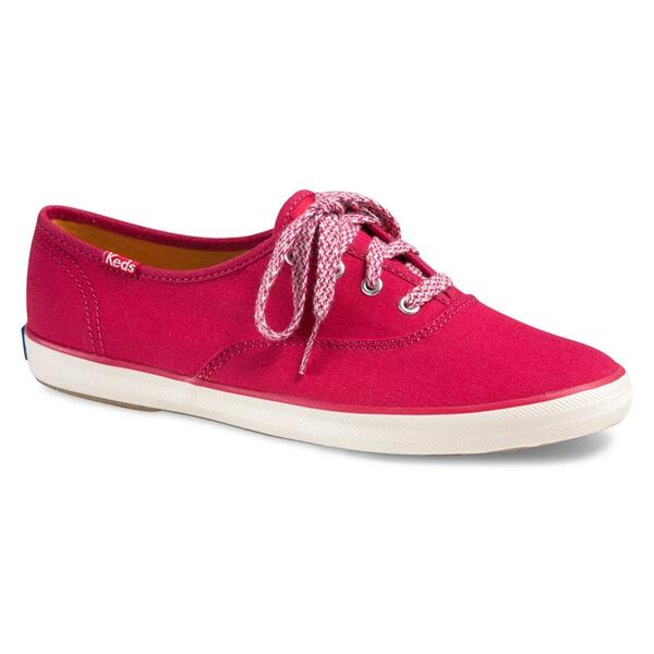 Keds Women's Champion Season Burgandy Casual Shoes