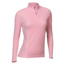 Kombi Women's Rover Merino Wool 1/4 Zip T Neck