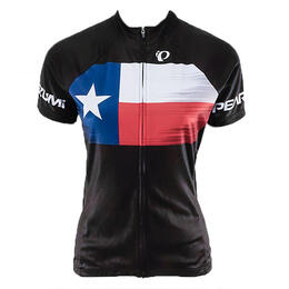 Pearl Izumi Women's Texas Flag Select Escape Ltd Cycling Jersey