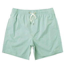 RVCA Men's Tom Gerrard Elastic Boardshorts