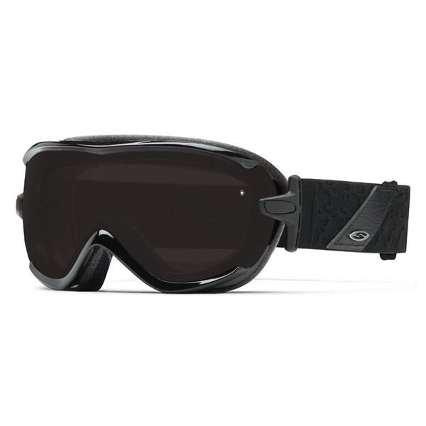 Smith Women's Virtue Snow Goggles with Blackout Lens
