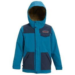 Burton Boy's Dugout Insulated Snowboard Jacket