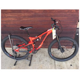 2018 Haro Shift Plus Demo Mountain Bike Size 16