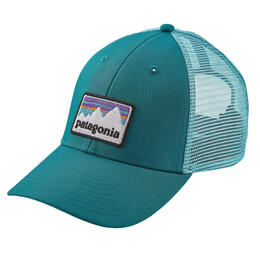 Patagonia Men's Shop Sticker Patch Lo Pro Trucker Hat