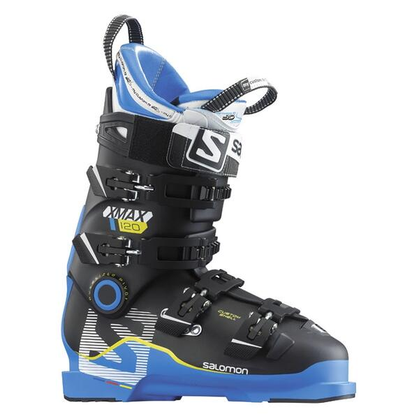 Salomon Men's X Max 120 Frontside Race Ski Boots '16