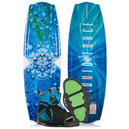 Liquid Force Trip Wakeboard '19 with Index Bindings Size 12-15