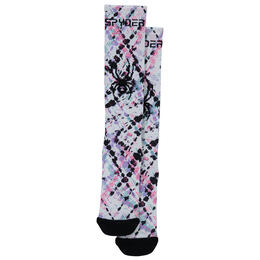 Spyder Girl's Peak Socks