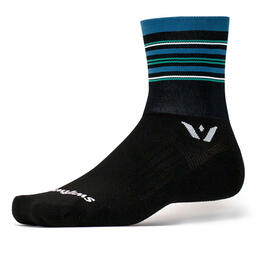 Swiftwick Men's Aspire Four Quarter Crew Cycling Socks