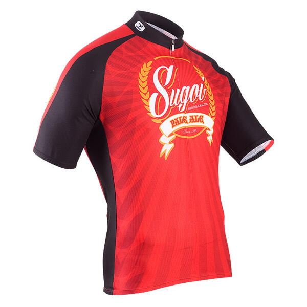 Sugoi Men's Beer Cycling Jersey