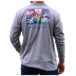 Burlebo Men's Sportsmen Season Long Sleeve T Shirt