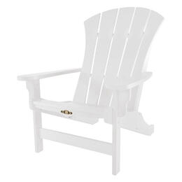 Pawleys Island Durawood Sunrise Adirondack Chair - White