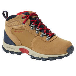 Columbia Kid's Newton Ridge Suede Boots