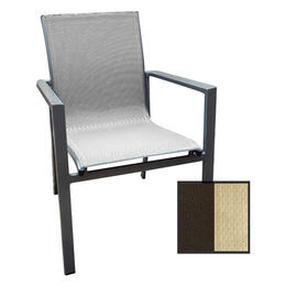 North Cape Rio Aluminum Dining Chair