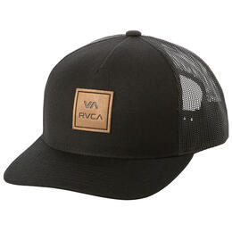 Rvca Men's Va All The Way Curved Brim Hat