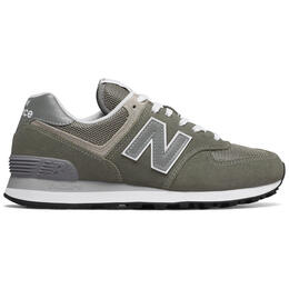 New Balance Women's 574 Grey Casual Shoes