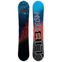 Lib Tech Men's Skate Banana Fade Snowboard '19
