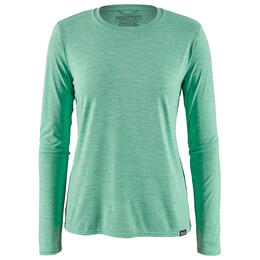 Patagonia Women's Capilene Cool Daily Long-Sleeve Shirt