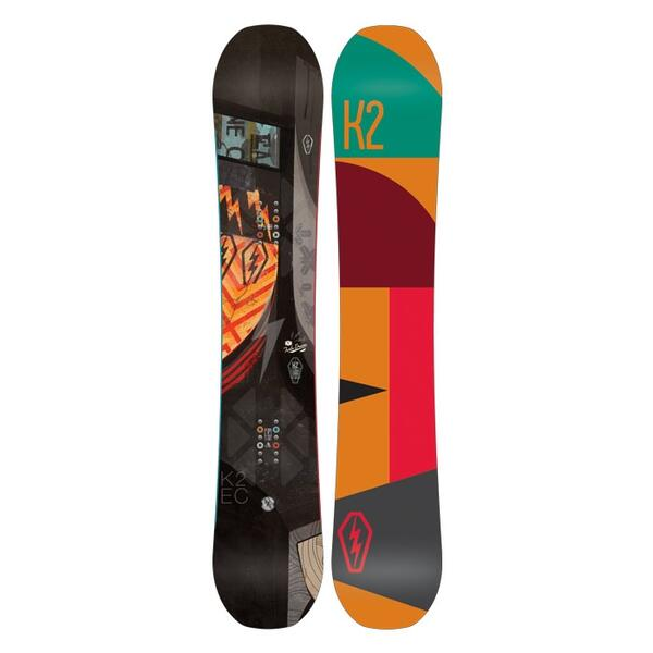 K2 Men's Turbo Dream Snowboard '15