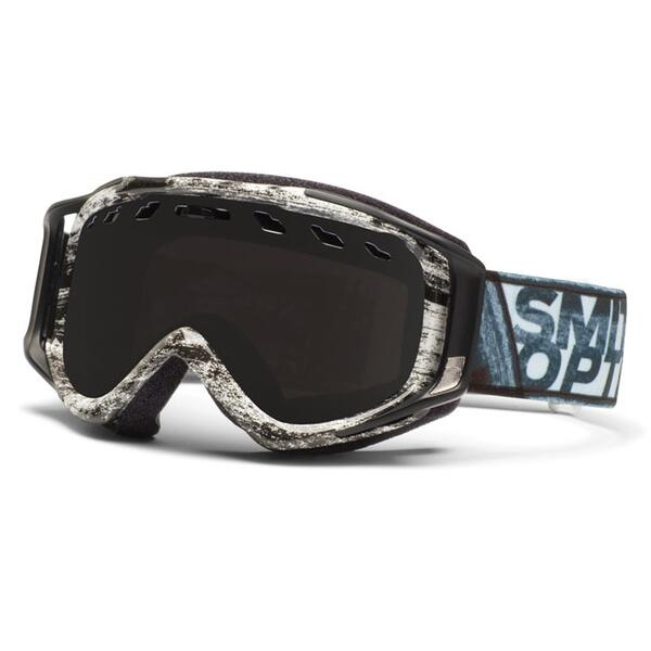 Smith Stance Snow Goggles with Blackout and Yellow Lenses