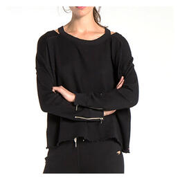 n:Philanthropy Women's Petra Zipper Sweatshirt