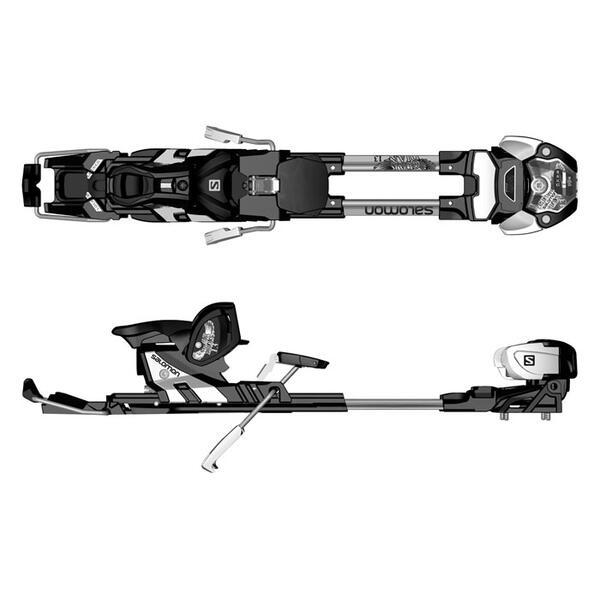 Salomon Guardian WTR 13 C115 Ski Bindings
