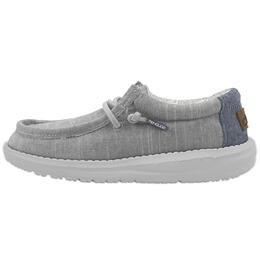 Hey Dude Boy's Wally Youth Casual Shoes (Little Kids/Big Kids)