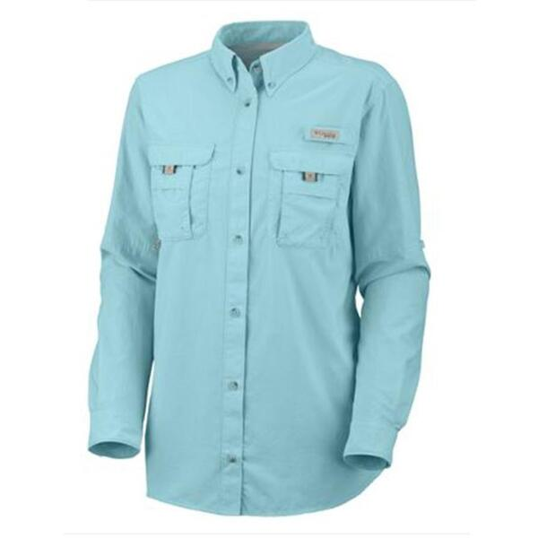 Columbia Sportswear Women's Pfg Bahama Long Sleeve Shirt