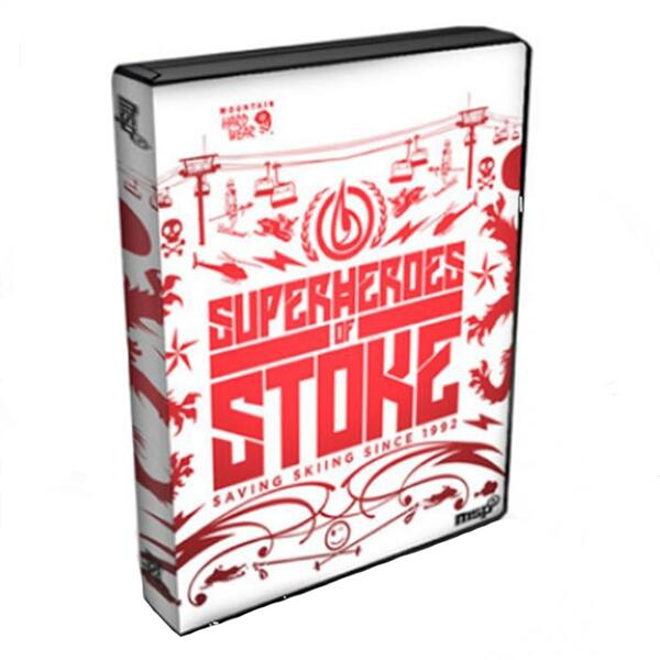 Matchstick Productions Superheroes Of Stoke Dvd
