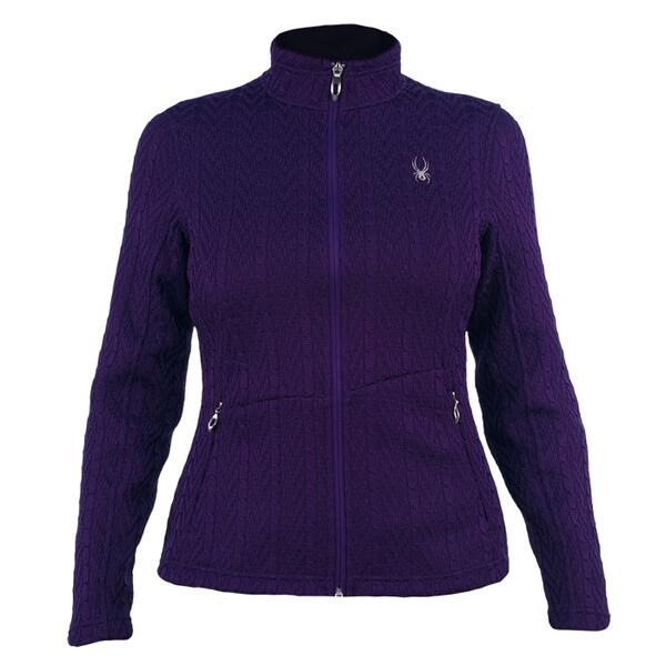 Spyder Women's Major Cable Sweater
