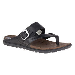Merrell Women's Around Town Thong Buckle Sandals