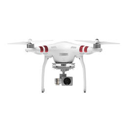 DJI Phantom 3 Standard Drone With 2.7K HD Camera and 3-Axis Gimbal