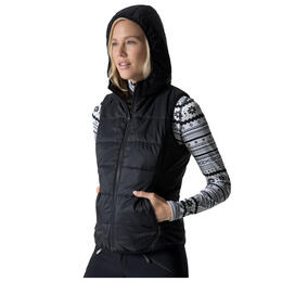 Alp-n-Rock Women's Valais Hooded Reversible Vest
