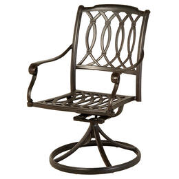 Hanamint Mayfair Swivel Rocker Dining Chair