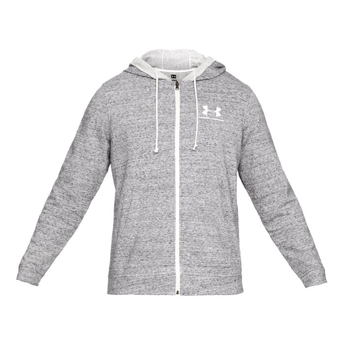 Under Armour Men's Sportstyle Terry Full Zi